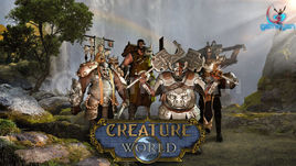 Creature World – 3D MMO Low Poly Game Character by Gameyan character designer game California, USA
