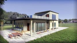 FULL MODERN HOUSE