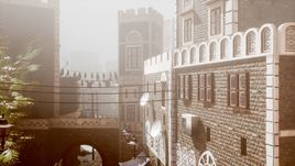 Middle Eastern City Pack for UE4