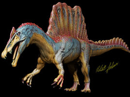 Spino the Powerful and Bold