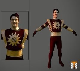 Shaktimaan Fan Art