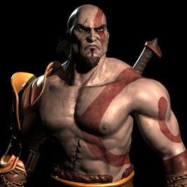 The God Of War kratos