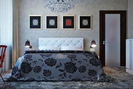 "Bedroom ""Modern view of Modern"""