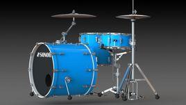 Sonor Drum Set 3007 series