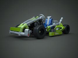 Lego Technic 8256
