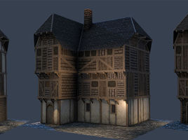 Medieval Modular Building WIP#1