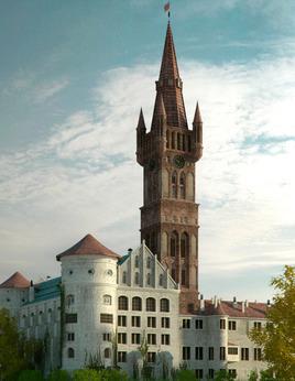 Kenigsberd castle