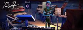 Beat The Game!!!! When underground techno meets adventure game