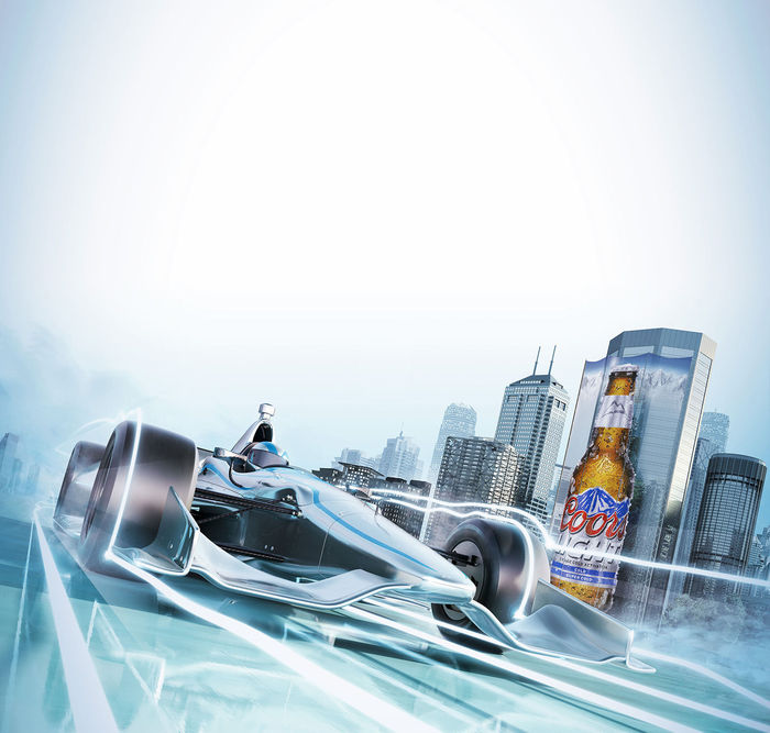 Coors Indy Car