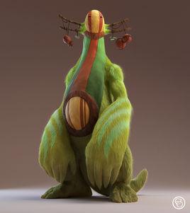 Rajak – The Gentle Giant