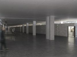 CCB Garagem Sul Competition, Lisbon.