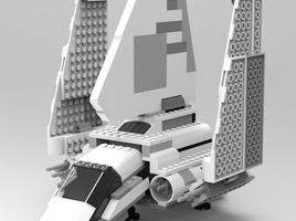 LEGO Imperial Shuttle