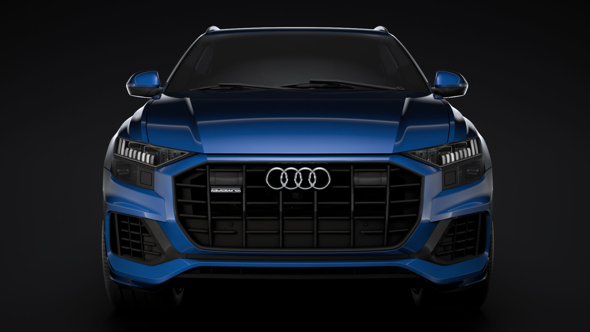 Audi Q8 55 TFSI quattro 2020