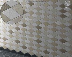 Tile TEX by Mutina - set 03 3D