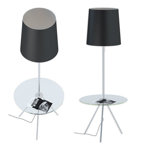 floor lamp with table st luce sl463  3d model max fbx 1