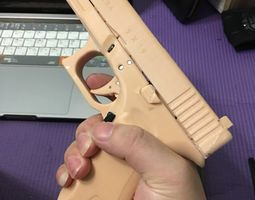 Glock17C 3D print model