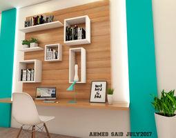 Workspace area 3D