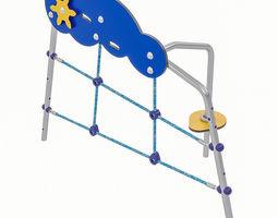 3D model Playground Equipment 150