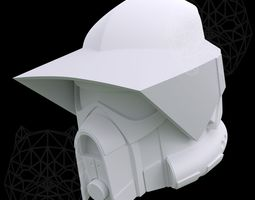ARF Trooper Helmet 3D print model