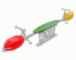 Playground Equipment 131 3D model