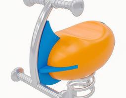 Playground Equipment 129 3D asset