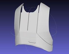 Star Wars Deathtrooper Chestplate Printable Armor