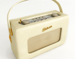 3D model Roberts Radio