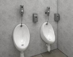 3D model Urinal urinal