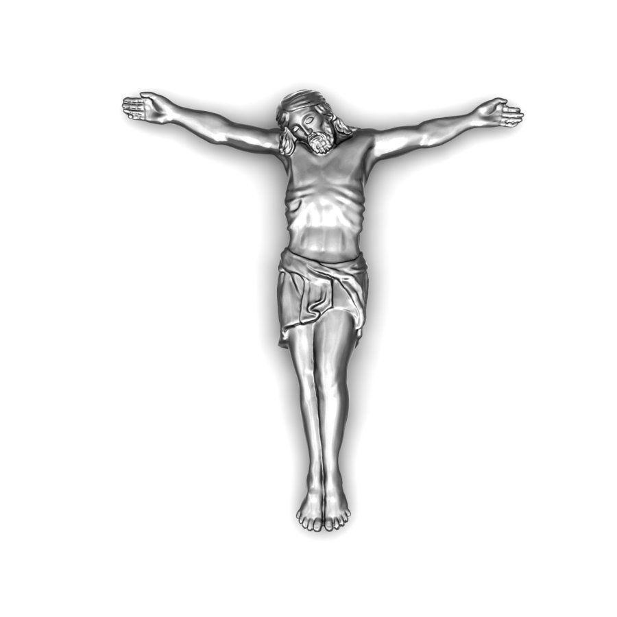 Jesus 3D model