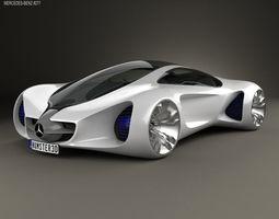 3D Mercedes-Benz Biome 2010