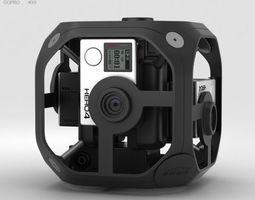 3D model GoPro Omni
