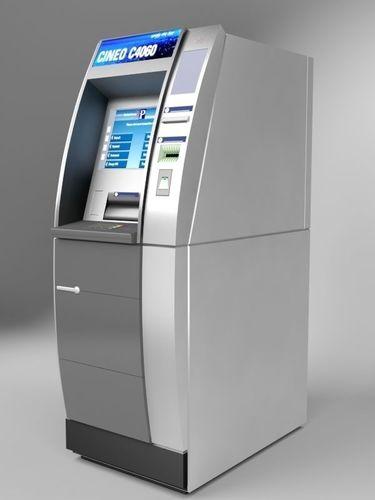atm machine wincor nixdorf cineo 3d model max obj mtl 3ds fbx tga mat 1