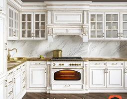 Old kitchen classics 3D model