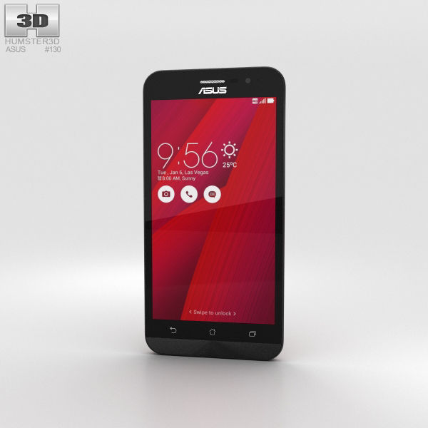 Asus Zenfone Go ZB500KL Glamour Red