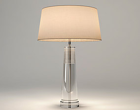 Chelsom Crystal Ice IC55 Table Lamp 3D
