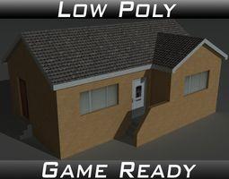 House 13 3D asset