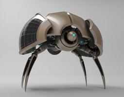 technics Robot ZLO200 3D model