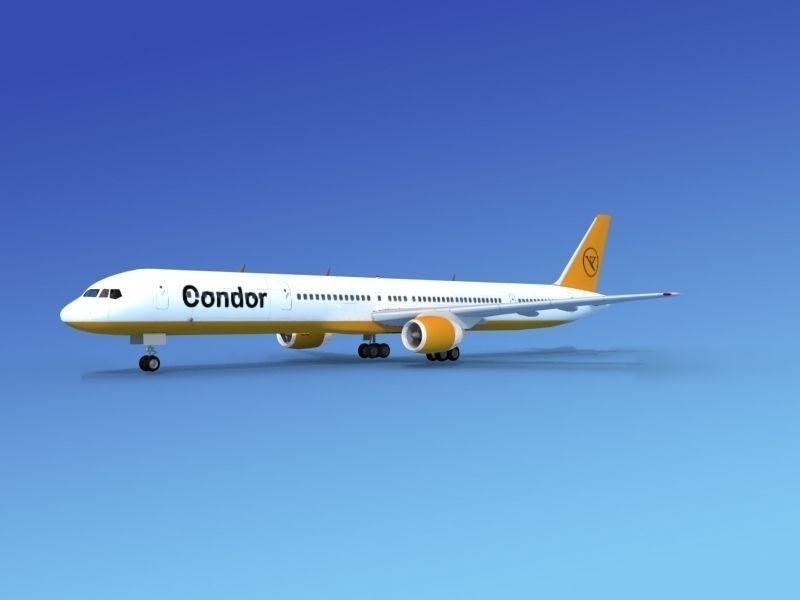 Boeing 757-300 Condor 1