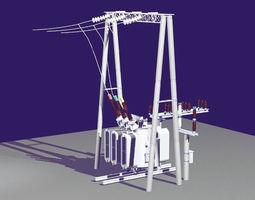 3D model Transformer
