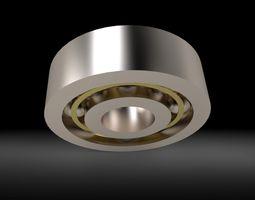 Ball Bearing - Detailed 3D Model