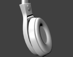 3d model headphones