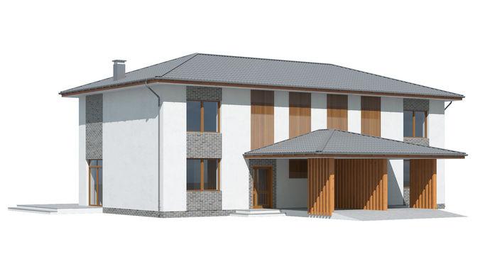 cottage 030 3d model max obj mtl fbx 1