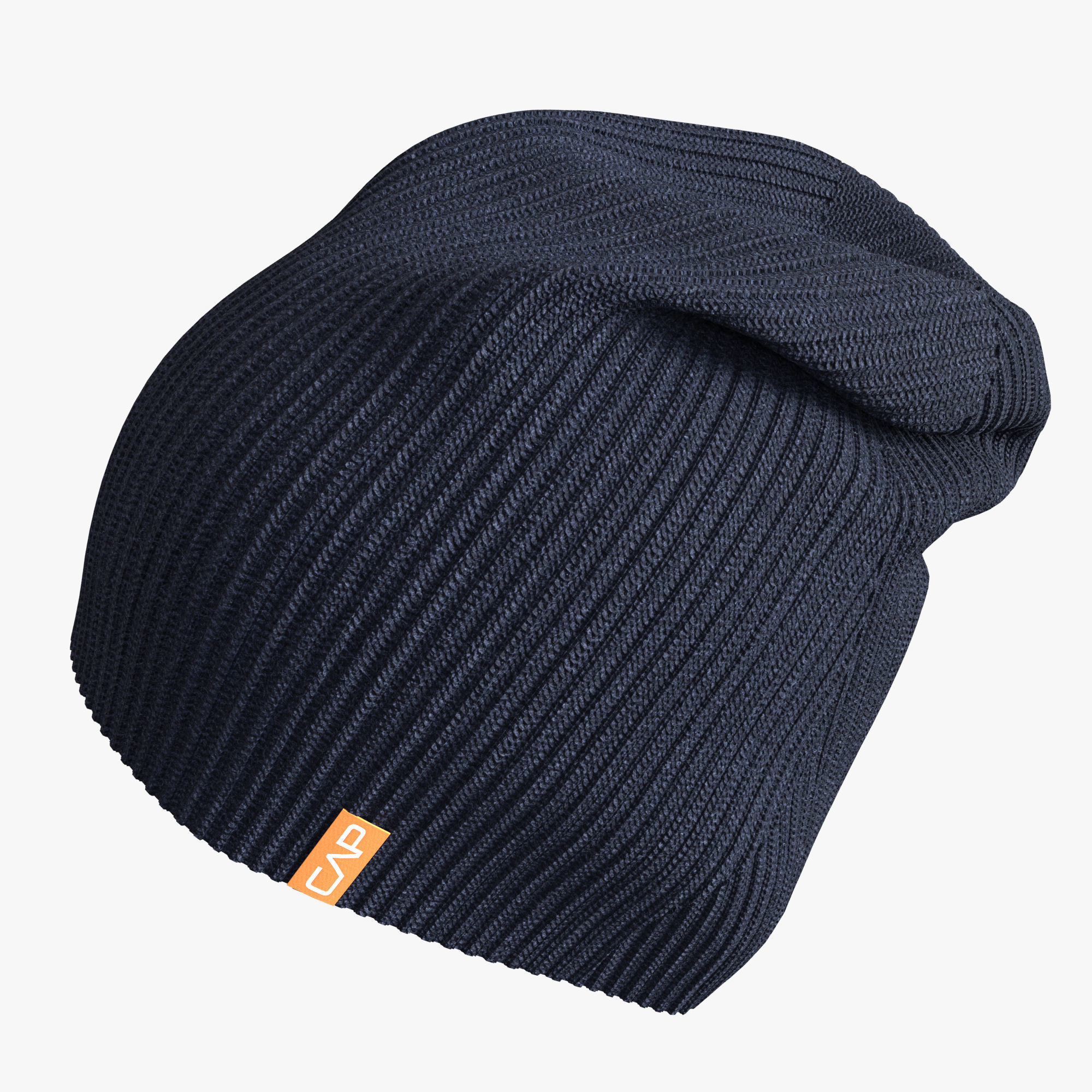 Low poly cap
