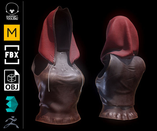 dress 1 3d model low-poly max obj mtl fbx tga tbscene tbmat zpac avt pos ZPrj 1