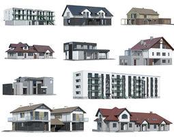 3D Cottage Collection 04