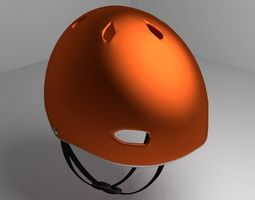 SaR Helmet 3D Model