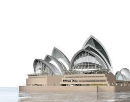 Sydney Opera House 3D