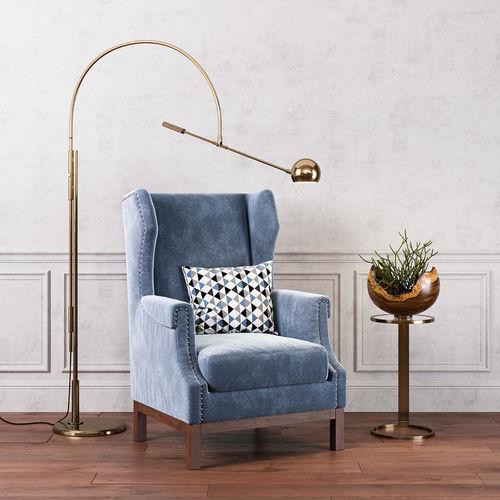 avalon lounge chair 3d model max fbx 1