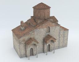 Old Church 3D PBR