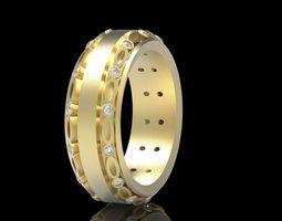3D printable model LUSD Design ring
